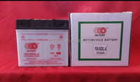 Top sale 12V30 ah Motorcycle parts, Motor batteries Y60-N30L-A with high quality Sealed motor battery for high quality