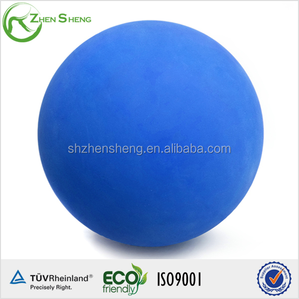 custom rubber ball for point massage