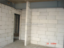 AAC/ALC(Autoclaved Aerated Concrete) lightweight exterior aac blocks manufacture for Roofing