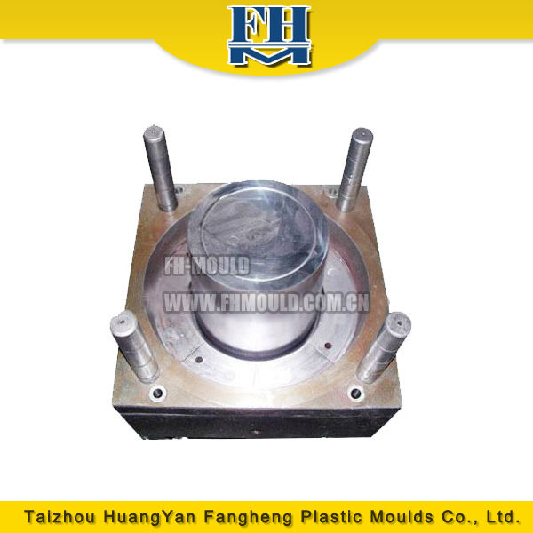 high quality plastic injection paint bucket mould, PLASTIC INJECTION MOLDING