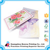 Sweet cute custom full color wholesale custom artist greeting cards