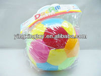 18cm soft plush ball toy for baby