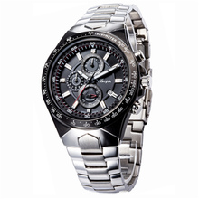 Cheap Wholesale Stainless Steel Chain Wrist Watch