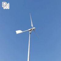 1KW 24V/48V/96V Wind Turbine/Generator/PMG For Home Use