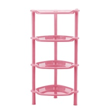 New High Fashion Large Capacity <strong>Fruit</strong> Vegetable Put Custom Plastic Shelf Rack
