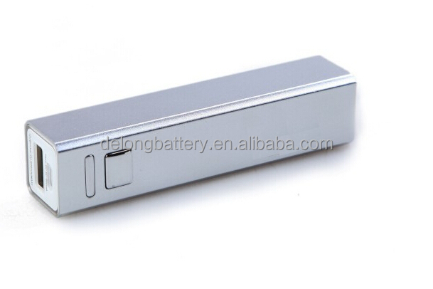Hot Sale Universal Portable Power Bank For Iphone / Ipad / Mp3 / Mp4 / Gps