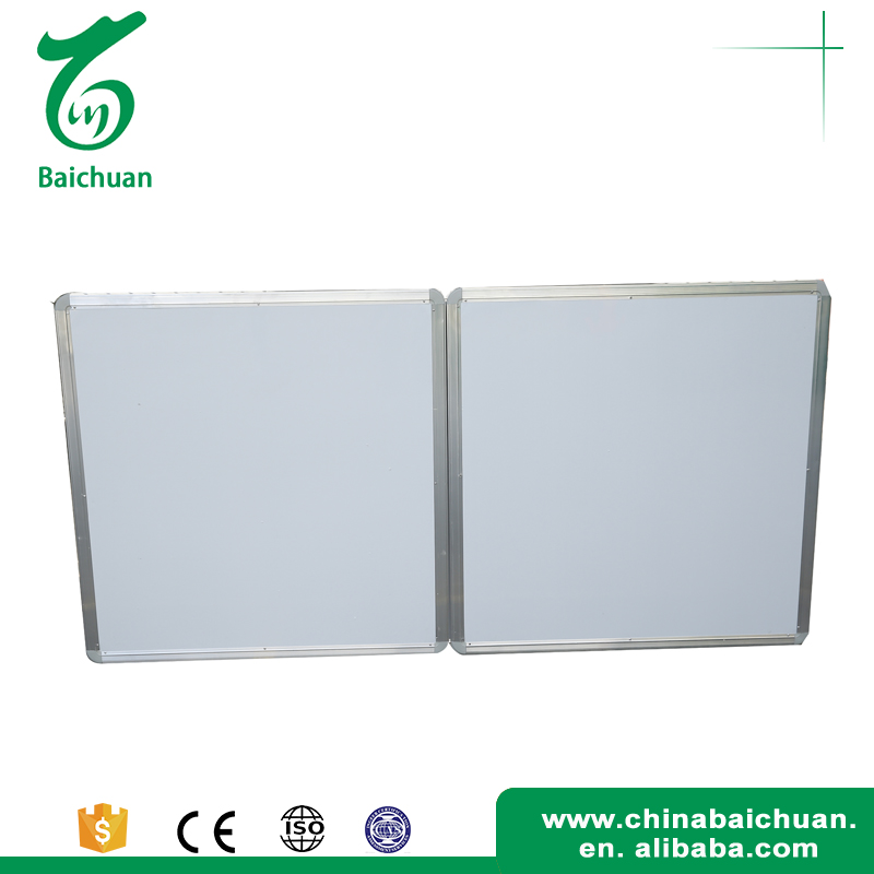 Professional good quality dry erase white board standard size, melamine