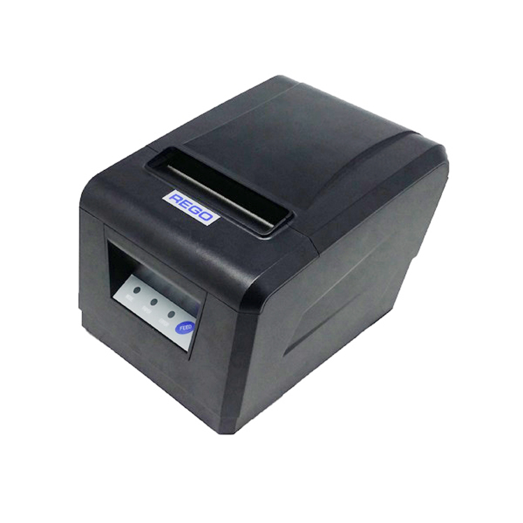 Bluetooth thermal printer, 80 mm hotel bill receipt printer with cutter