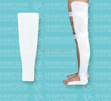 Thermoplastic Splint use for Medical Orthopedics Fracture Thermoplastic Splint use Thermoplastic Sheet with CE Certificate