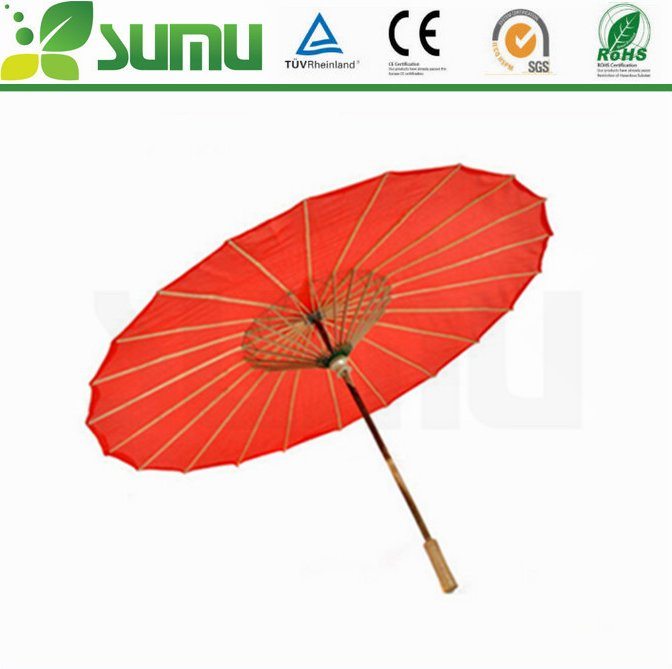 Fancy colorful Japanese small make paper umbrella