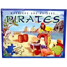 Pirates Kid's Story Book