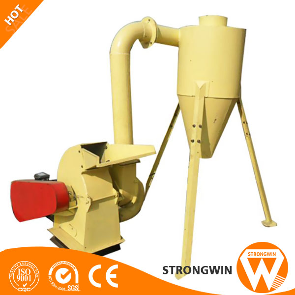 Hot Selling Factory supply sawdust straw wood pellet hammer mill for wood chip