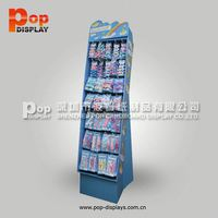 cardboard display for hair accessory,hair accessories display stand, hair bow display rack