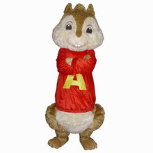 alvin and the chipmunks costume/cosplay costume for adults