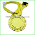 Medal With Ribbon Custom Metal Medals And Souvenir Coin