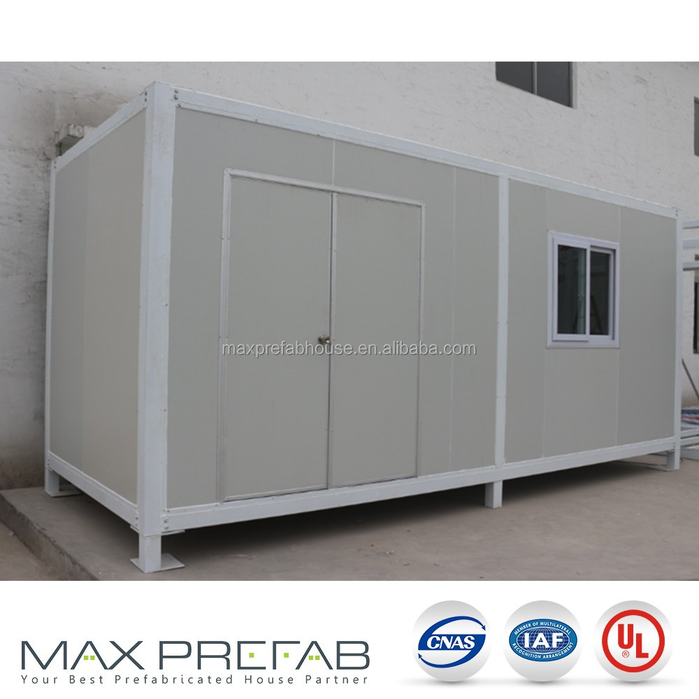 low cost prefab luxury guangzhou mobile container house