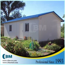 Cheap made in China residence prefab houses