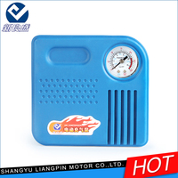 Hot Selling Low Noise Built-in Fan Portable OEM 35L/min inflatable motorcycle tire inflator
