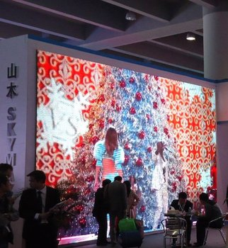 P8 SMD indoor full color virtual led digital display