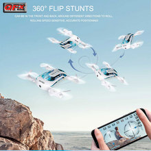 RC Foldable Drone Wifi FPV Altitude Selfie Pocket Small Hold Quadcopter