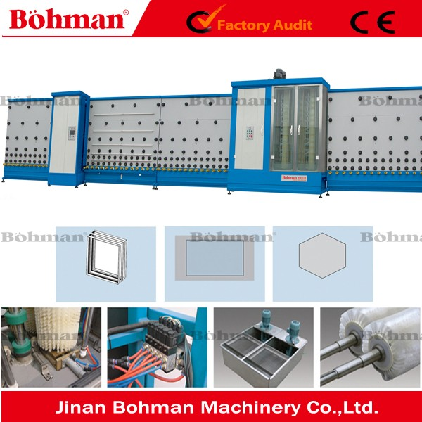 Vertical Rolling-Pressing Automatic Insulating Glass Machine Production Line/hollow glass production line