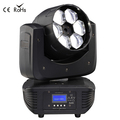 6x15w RGBW 4in1 bee eye moving head light for live concert