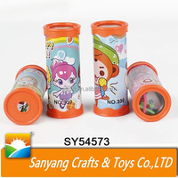 Children funny classic toys paper gift kaleidoscope for sale