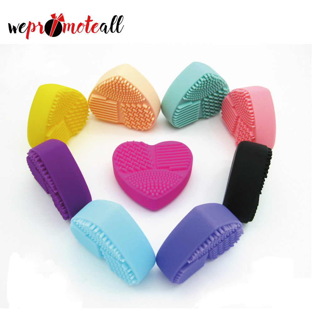 Makeup Girl's Favorite Silicone Finger Glove Cleaning Makeup Washing Brush
