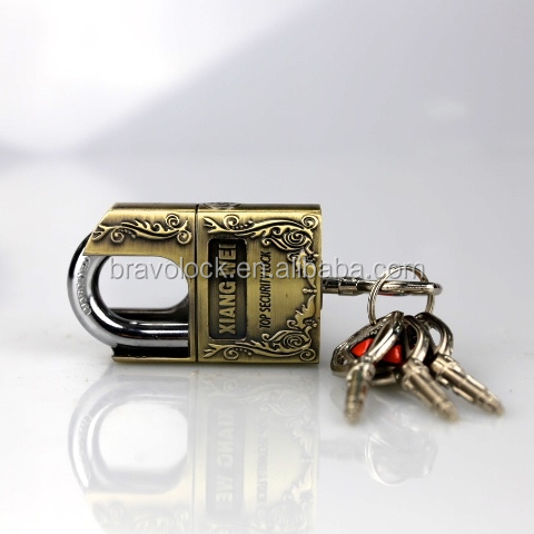 high quality armoured padlock zinc alloy