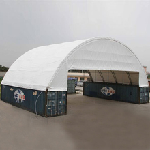 waterproof 40ft long car garage container shelter