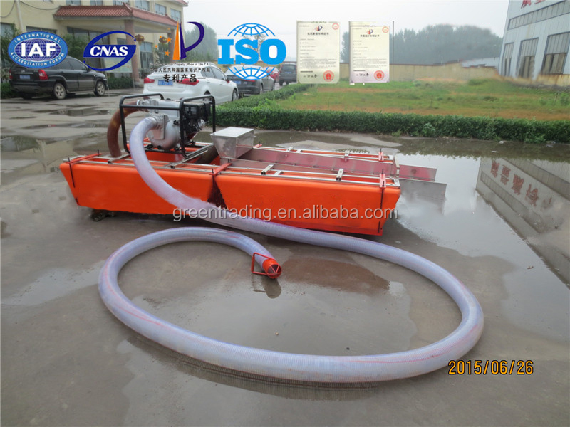 portable gold dredger small gold mining dredge for sale