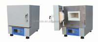 Cold-rolled Steel Ceramic Fiber Muffle Furnace with PID micro digital screen