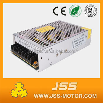 24v dc 5a switching power supply 120w power supply for dc gear motor