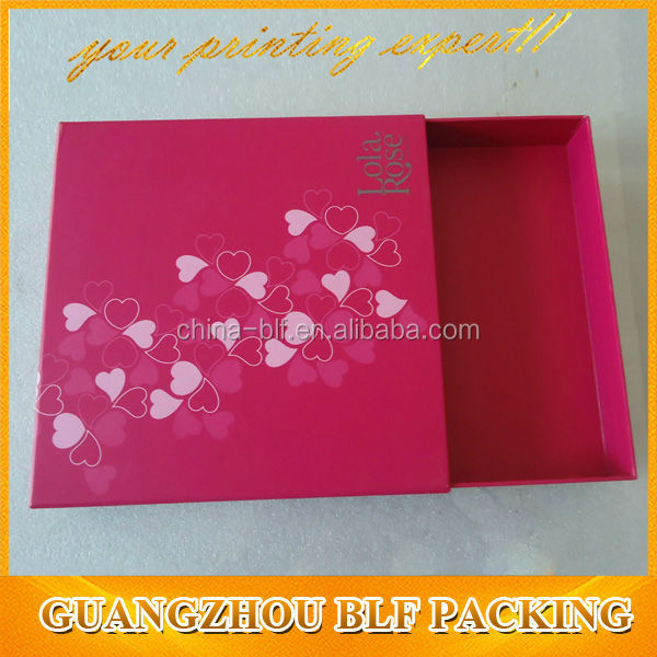 nested decorative gift boxes wholesale(BLF-GB210)