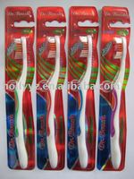2014 hot sale professional design adult classic toothbrush