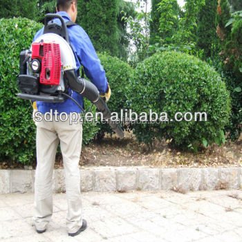 63cc petrol/gasoline engine backpack leaf blower EB650