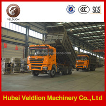 China famous brand SHACMAN 6*4 dump truck/tipper /270HP/SX3255