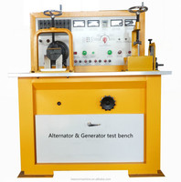 BCQZ-2B Electronic Power and alternator starter test bench Usage alternator starter test bench