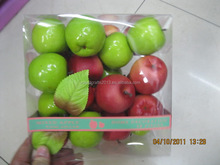 wholesale artificial fruits for green apple