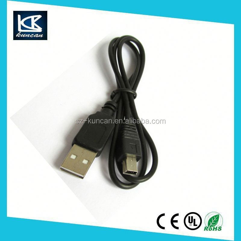 custom obd mini usb cable