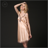 HCY Free Shipping Wholesale Sexy Fancy Sleeping Nighty For Ladies SP036
