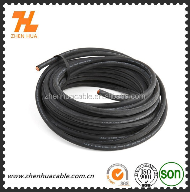 welding rubber cable Factory price