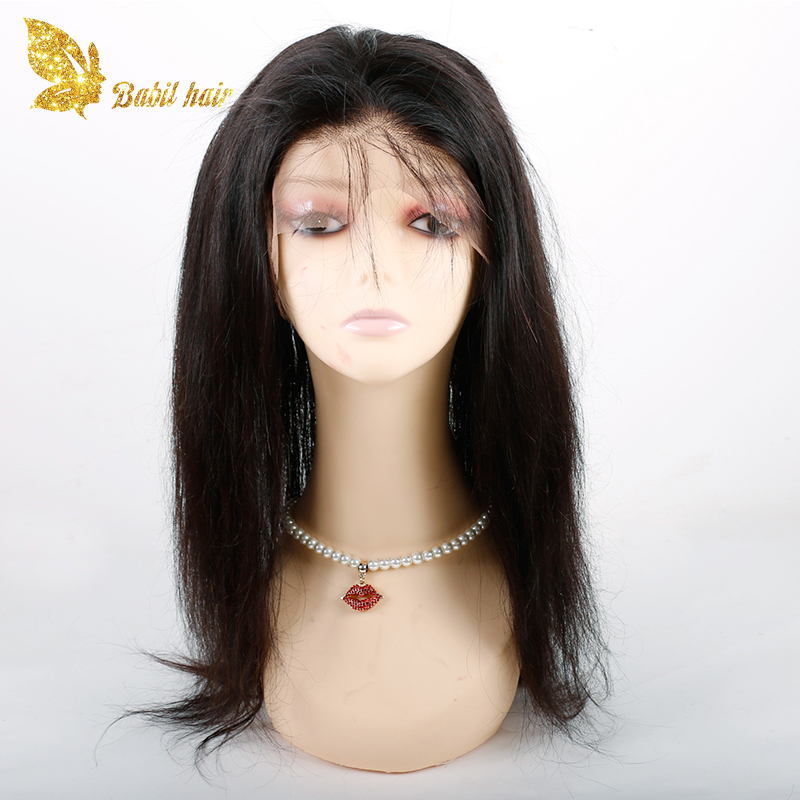 New Arrival 360 Frontal 100% Virgin Indian Hair Straight 360 Lace Frontal Closure With Adjustable Strap