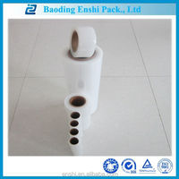 Plastic raw material casting transparent soft stretch LDPE food packaging film manufacturers