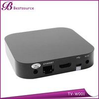 Unlock Cable Quad Core Google Android 4.4 TV Box With Sex Game Box