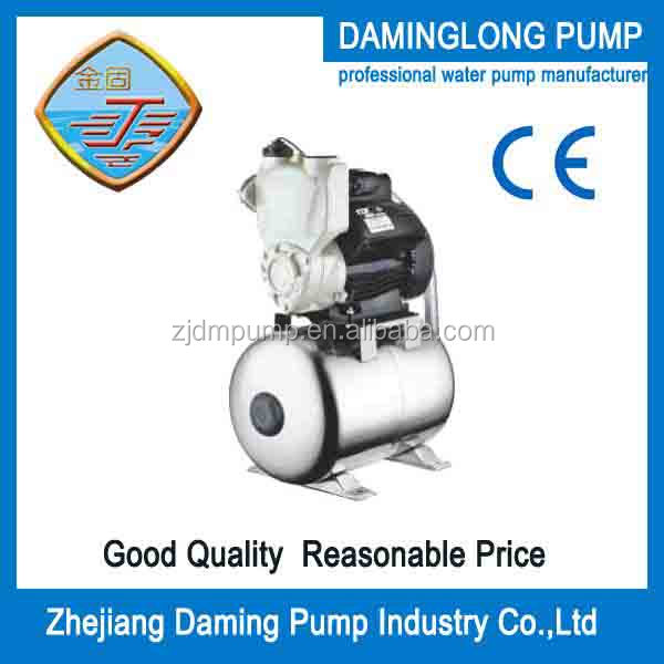 2hp Electric Pump With Big Tank, Automatic Water Pump