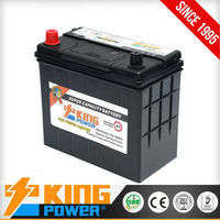 NS40MF King Power rechargeable automobile battery 12V