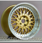 "Direct Automotive Application TUV System Quality Forged Mg & Al Alloy Rim 17"" X 7.5"" Auto Wheel"