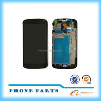 for nexus 4 e960 back cover battery door with best price