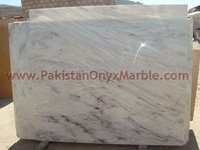 A GRADE MARBLE/ ZIARAT WHITE MARBLE SLABS